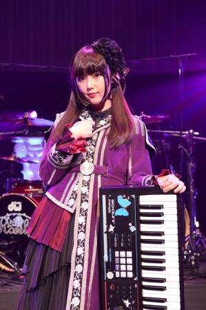 「バンドリ!ガールズバンドパーティ!」Roseliaの白金燐子役に、新たに志崎樺音さんが決定