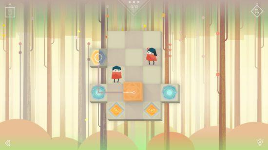ワーカービー、DLsiteにて絵本のような美しい謎解きパズルゲーム「ふたごのパズル -Link Twin-」を配信開始