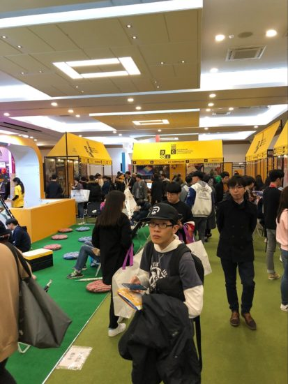 G-STARに行ってみた!日本の脱出ゲーム開発者が見たG-STAR(と釜山観光の)報告レポート
