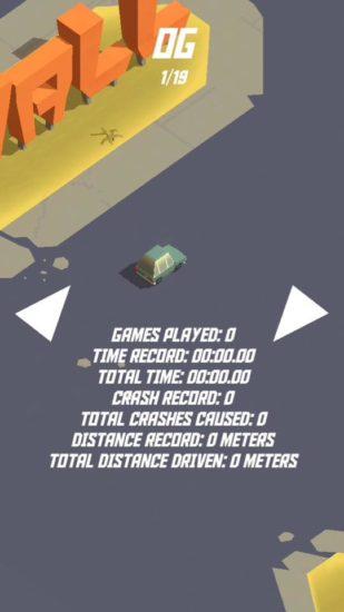 気分は映画「ベイビー・ドライバー」 執拗に追ってくるパトカーから逃げ回るカーアクションゲーム「PAKO Forever」