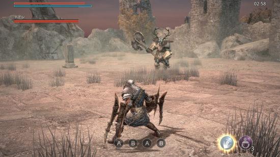 ダークな雰囲気とゴリゴリのバトルアクション!好きな武器を強化して敵を斬りまくる「アニマス」が楽しい!