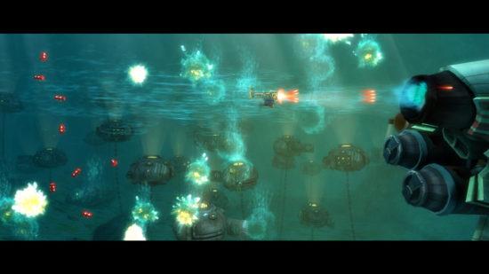 ワーカービー、Nintendo Switch向けディーゼルパンクシューティング「Sine Mora EX」をリリース