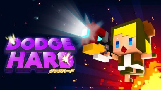 Switch用ダウンロードソフト『ダッジハード (DODGE HARD)』が12月27日より配信開始!