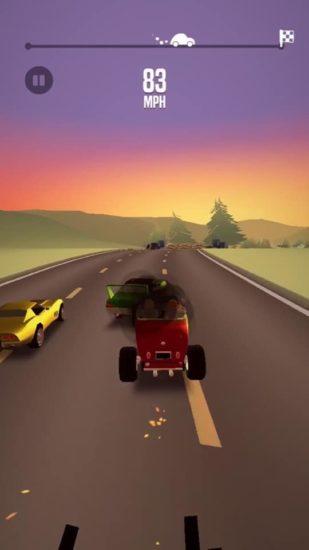 """アメリカの""""マザー・ロード""""「ルート66」を駆け抜けろ! スタイリッシュでクラシックなレースゲーム「Great Race」"""