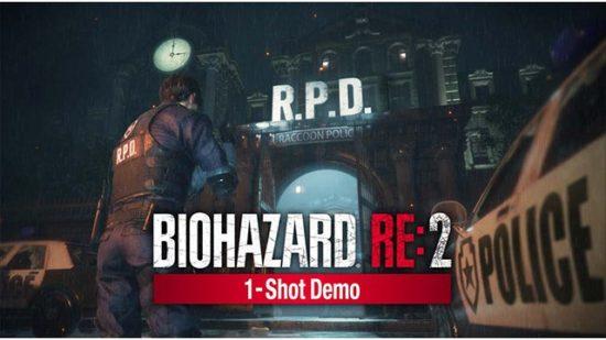 挑戦のチャンスは一度限り!「バイオハザード RE:2」の体験版『1-Shot Demo』が1月11日より配信決定!