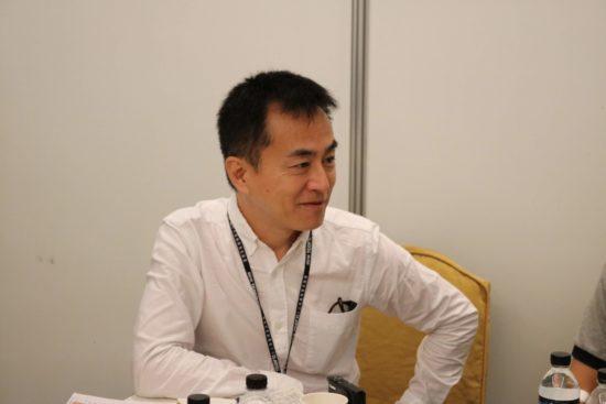 台北にて、台北コンピュータ協会会長Wu氏と、メディアコンテンツ研究家の黒川氏の会談が実現、日台ゲーム市場についての意見交換を実施