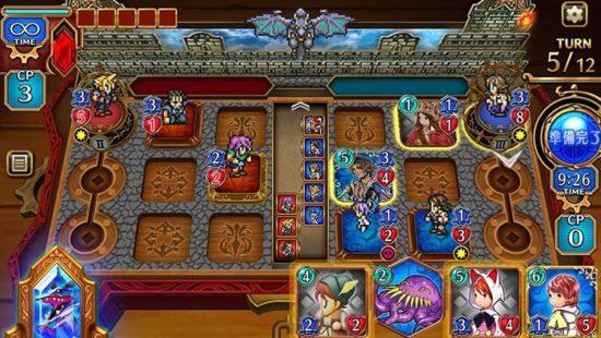 『ファイナルファンタジー デジタルカードゲーム』が1月18日よりクローズドβテスト開催!参加者募集を開始
