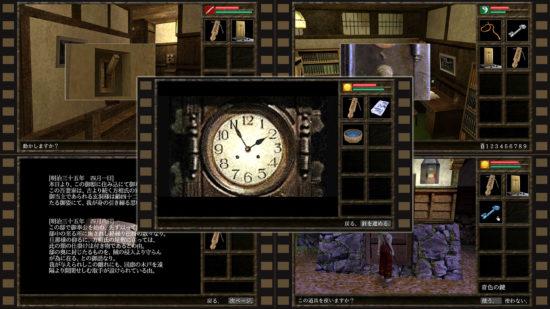求道庵、台北ゲームショウ2019にDアクションADVゲーム『吾妻邸くわいだん(Kwaidan)』を出展!