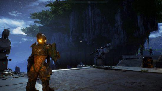 危険な世界で人類の脅威と戦うアクションRPG「Anthem」が2月22日より発売開始