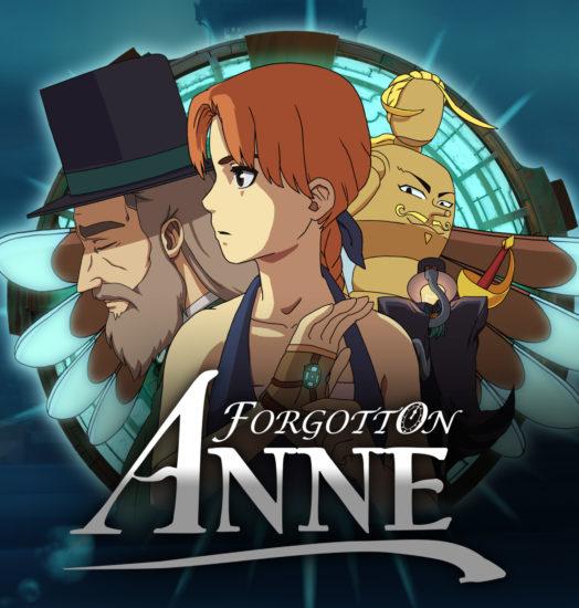 アニメーション映画のようなアドベンチャーゲーム『フォーゴットン・アン』が2月28日より発売開始