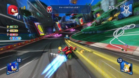 PS4/Switch/Steam用ソフト『チームソニックレーシング』が2019年5月21日に発売決定