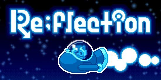 スマホ向け思考型パズルゲーム「Re;flection」が2月5日より配信開始