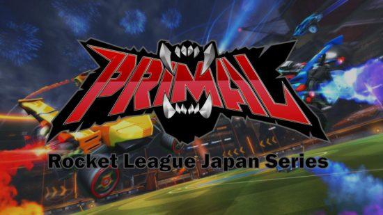 ロケットリーグの国内リーグ「PRIMAL」が3月30日から開幕