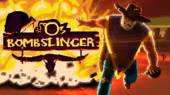 爆弾男が荒野を駆け抜けるローグライク・アクションゲーム「ボムスリンガー」がSwitchで配信開始
