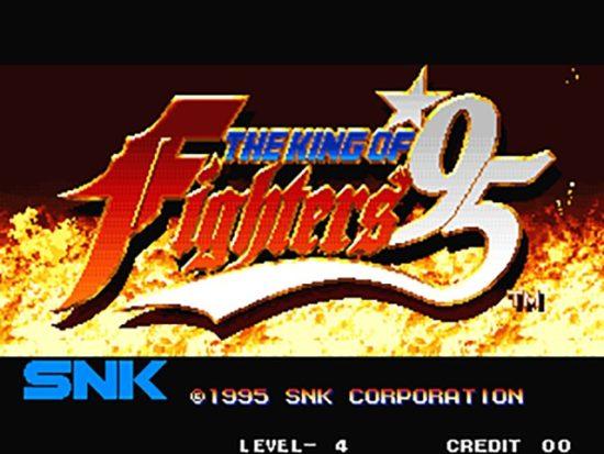 SNKの対戦格闘ゲーム「KOF '94」「KOF '95」のサントラが5月29日に発売