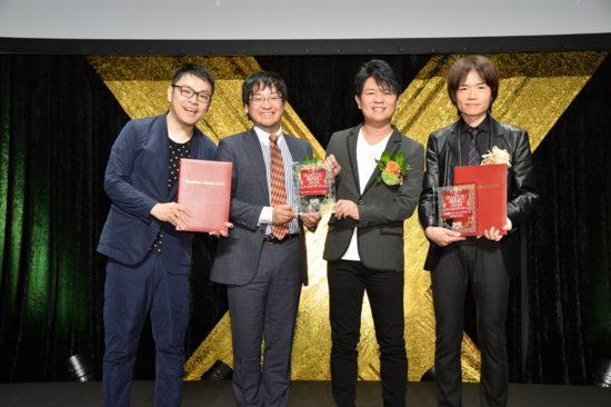 「ファミ通アワード2018」の各受賞作品が発表、ゲーム・オブ・ザ・イヤーは「大乱闘スマッシュブラザーズ SPECIAL」、「モンスターハンター:ワールド」に決定