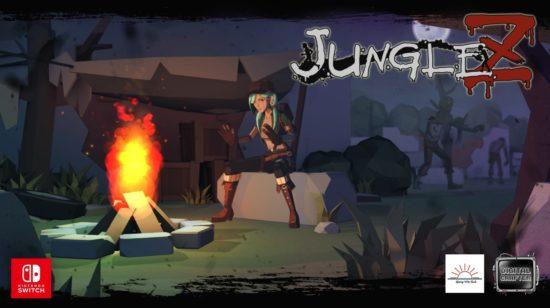 兄妹がパンデミックから生き残るゾンビゲーム「Jungle Z」が4月8日から発売開始
