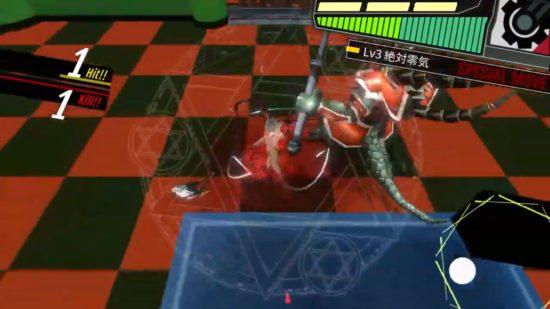 ハクスラアクションゲーム「ブラック・ブラッド・ブレイカー」に新ダンジョン「スクラッチ!」が追加