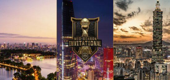 LoLの世界大会「MSI 2019」の日本語放が決定