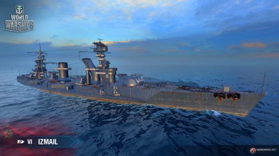 「World of Warships」がアップデートを実施、日本戦艦大和用の永久迷彩や、Vtuberによる特別日企画配信も