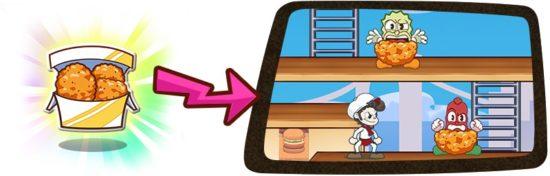 バーガータイムシリーズ完全新作「バーガータイムパーティー」の新情報を公開!新要素「レスキューシステム」などが明らかに