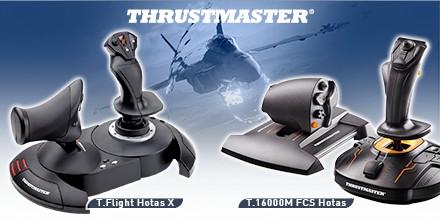 PC版「ACE COMBAT 7 : SKIES UNKNOWN」で使えるThrustmaster製ジョイスティックの互換性を発表