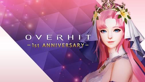 「OVERHIT」配信開始1周年記念、SSR英雄をさらに強化できる「超越システム」などを実装