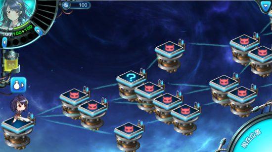 スマホ用ゲームアプリ「崩落のCARNEADES」クローズドβテストの参加応募受け付けがスタート