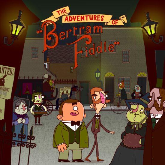 不気味な18世紀のロンドンを冒険するアドベンチャーゲーム「バートラム・フィドルの冒険 エピソード1:霊刻なる事件」が配信開始