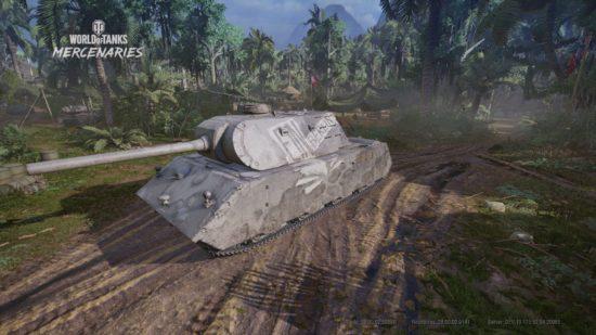 「World of Tanks: Mercenaries」4.10アップデートが実装、推し迷彩コンテストも開催