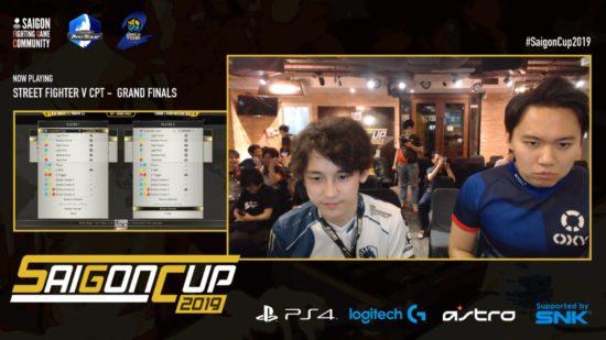格闘ゲーム大会「Saigon Cup 2019」ストリートファイターV部門で、ときど選手が優勝!