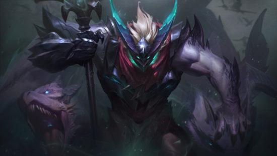 「リーグ・オブ・レジェンド」新チャンピオン「鋼の魂奪者 モルデカイザー」を実装