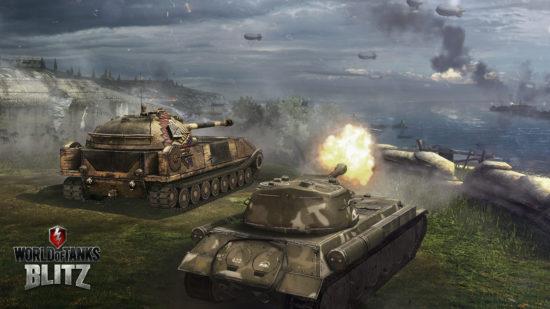 「World of Tanks Blitz」、サービス開始5周年を記念した日本限定「キャラデザインコンテスト」を6月15日より開催