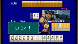 女の子と麻雀で対戦、「対戦ホットギミック アクセス雀」が7月4日にSwitchで発売