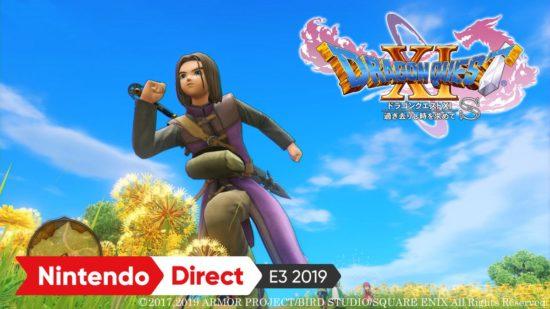 Switch「ドラゴンクエストXI 過ぎ去りし時を求めて S」が9月27日に発売、シーンに応じて3Dと2Dを選ぶことが可能に