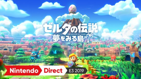 Switch「ゼルダの伝説 夢をみる島」が9月20日に発売、最新トレーラーも公開