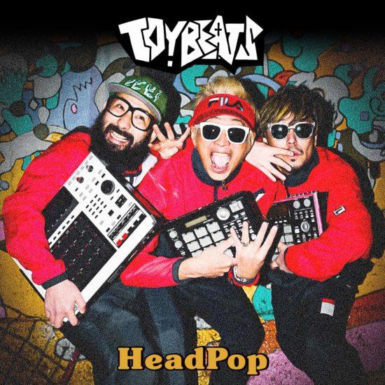 TOYBEATSによるアルバムが発売、忍者じゃじゃ丸くん×TOYBEATSのスペシャルコラボMVが公開