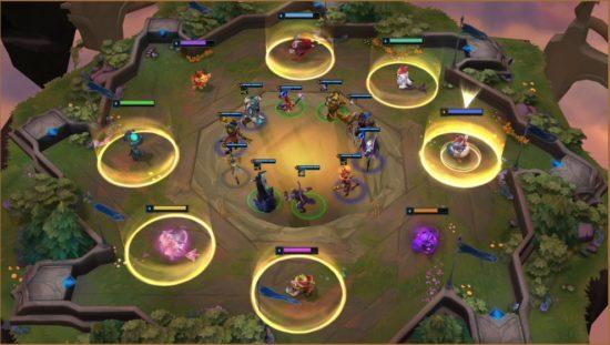 「リーグ・オブ・レジェンド」の新しいゲームモード「チームファイト タクティクス」がプレイ可能に