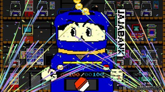 ジャレコの「忍者じゃじゃ丸くん」シリーズを一挙収録、「忍者じゃじゃ丸 コレクション」が2019年冬に発売決定
