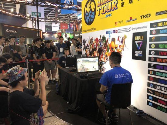 「SGSサマーゲームショー」にて世界クラスのプロゲーマーも参加するeスポーツ大会も開催