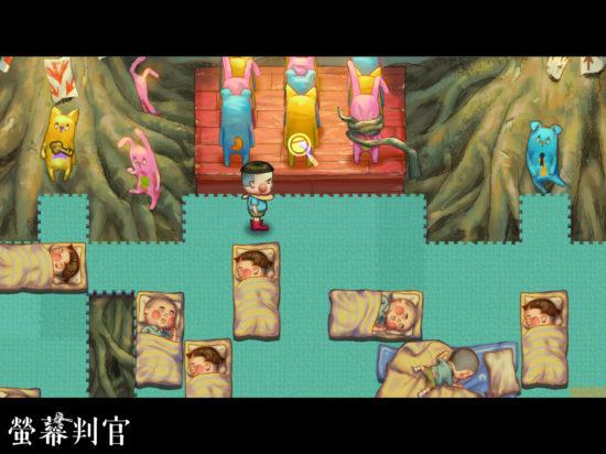 台湾の人気ゲーム「螢幕判官(日本語版)」がPC・スマホ向けに7月配信開始、事前登録受付中