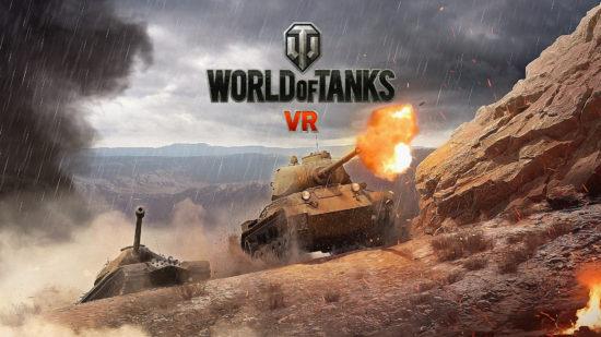 激しい戦車戦を楽しめる「World of Tanks VR」7月23日より期間限定サービス開始、VREX全店でコラボカフェも開催