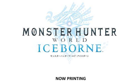 「モンスターハンターワールド:アイスボーン」オリジナルサウンドトラックが9月25日に発売
