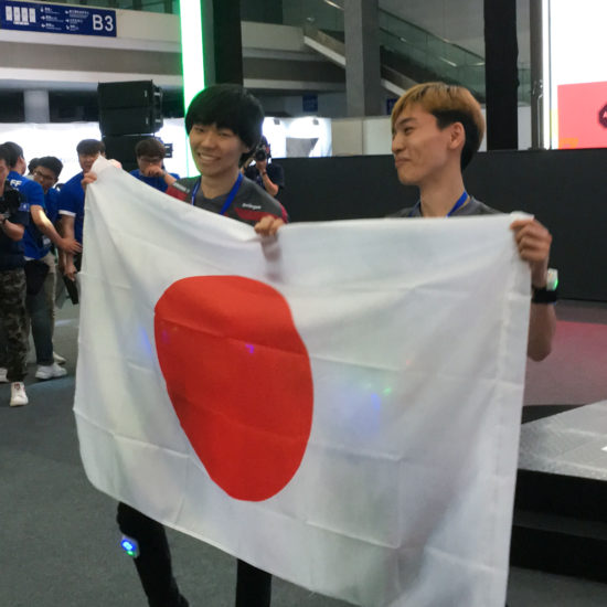 WCG2019 Xi'an「GANKER ARENA」部門でOCA e-sports専攻プロゲーマー科の学生が優勝!