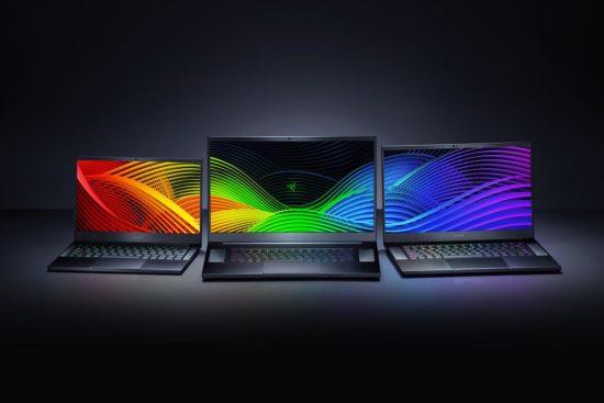 RAZER、ゲーミングノートPC新製品7機種を7月12日から発売開始