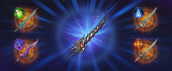 フィールドバトルアクション「FAITH – フェイス」が大型アップデート、第1弾では新たな上位武器「エソス」が登場