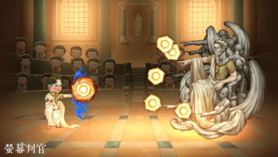 台湾ゲーム「螢幕判官」の日本語バージョンが発売開始、Steam、App Store、Google Playで購入可能に