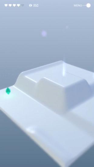 水銀のような滑らかな液体金属を操ろう!美麗アクションパズルゲーム「Melt Land」