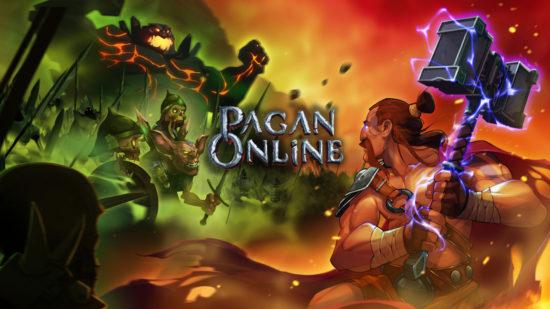 ハック&スラッシュアクションRPG「Pagan Online」が8月27日からアーリーアクセスを開始