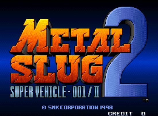 「メタルスラッグ」「メタルスラッグ2」のサントラが10月30日に発売決定